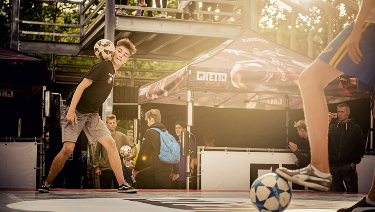 nextball freestyle competition