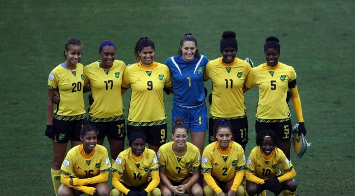 jamaican womens national team