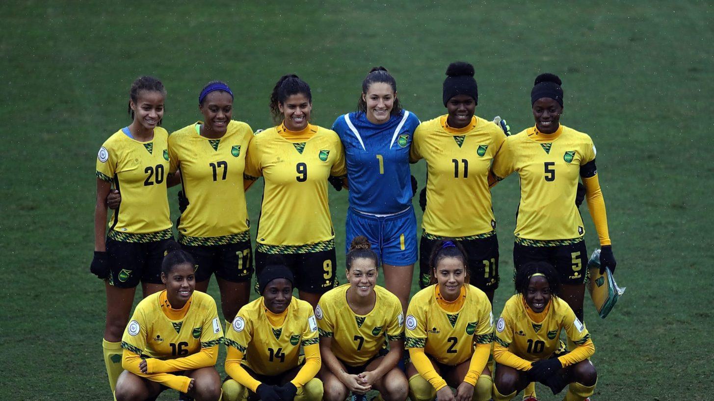 jamaica womens national team