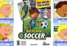 backyard soccer