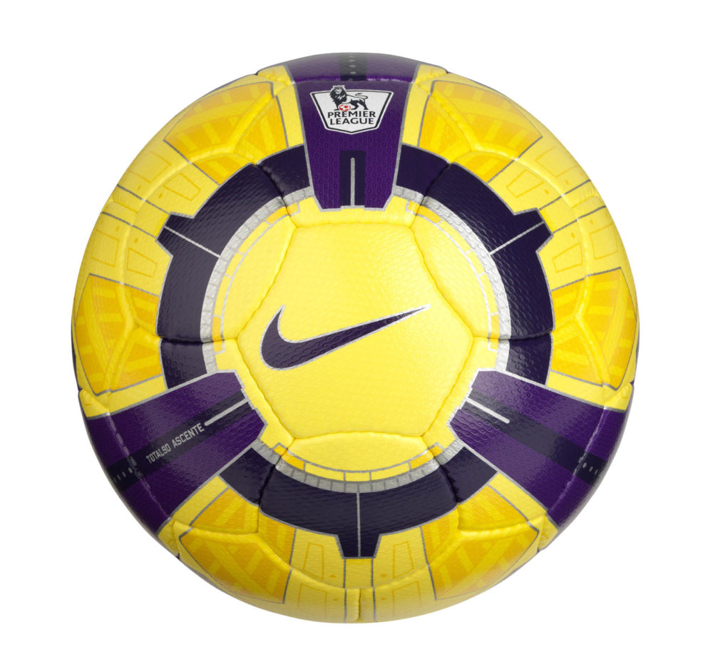 best premier league match balls