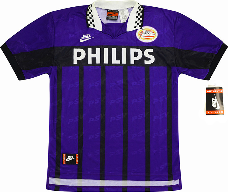 1995-96 psv away kit