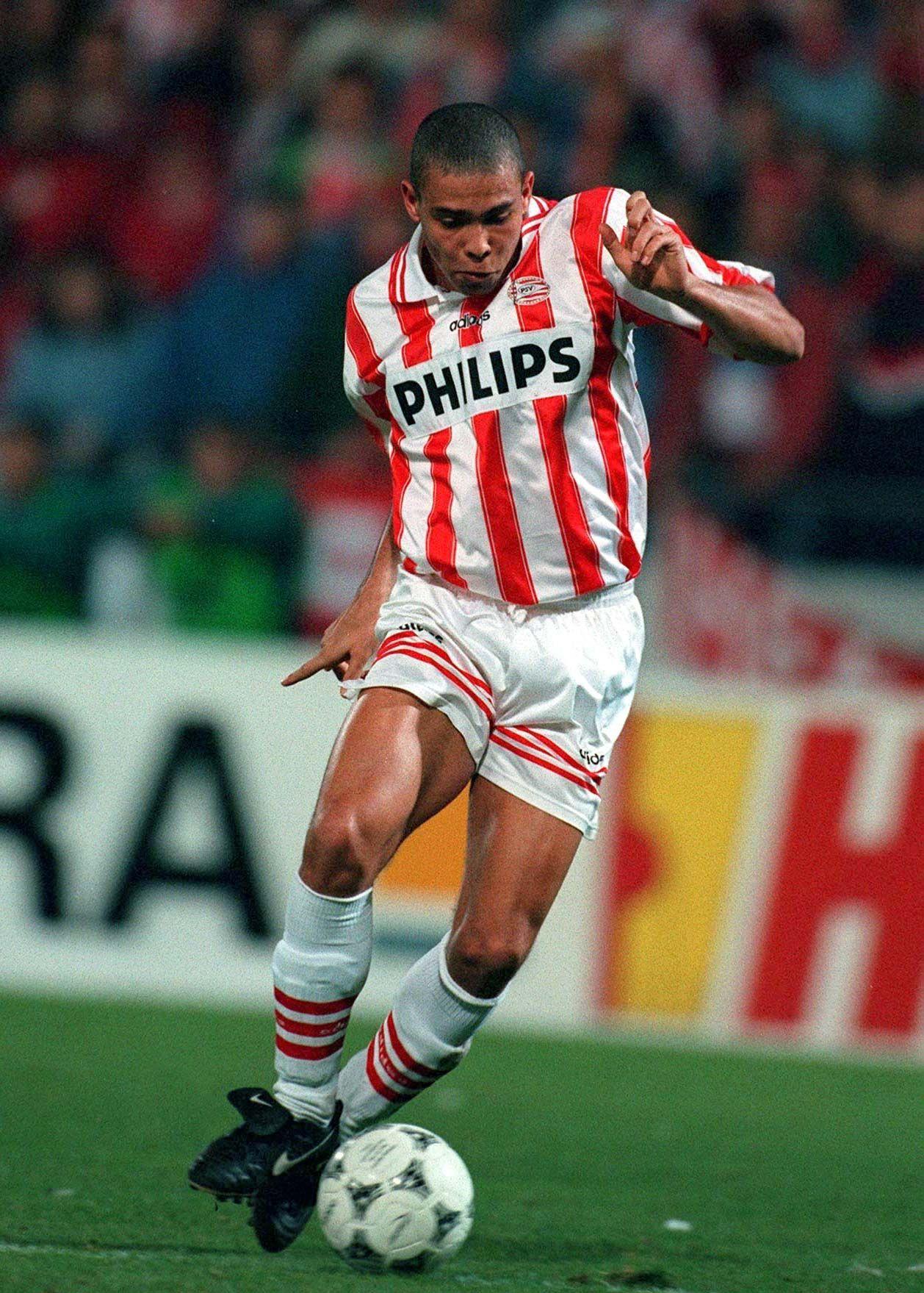 1994-95 psv home kit ronaldo