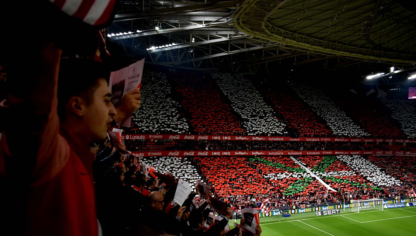 athletic bilbao supporters