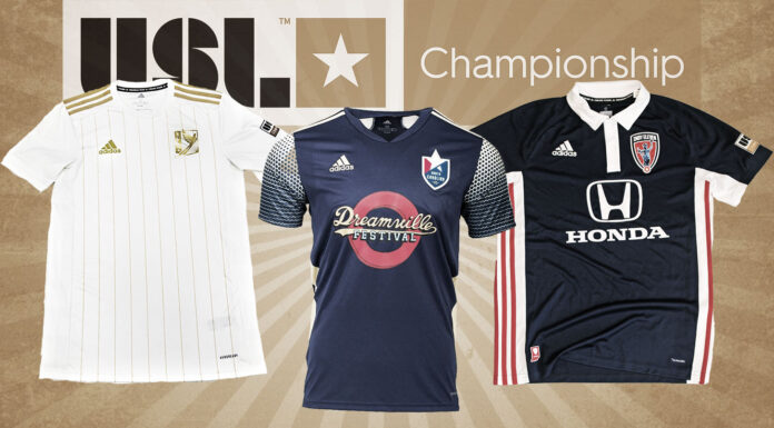 usl championship kits