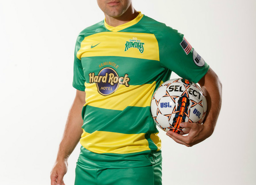 tampa bay rowdies kit