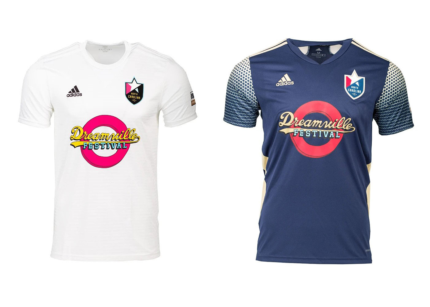 north carolina fc kits