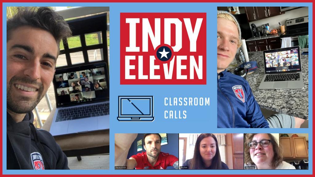 indy eleven classroom calls