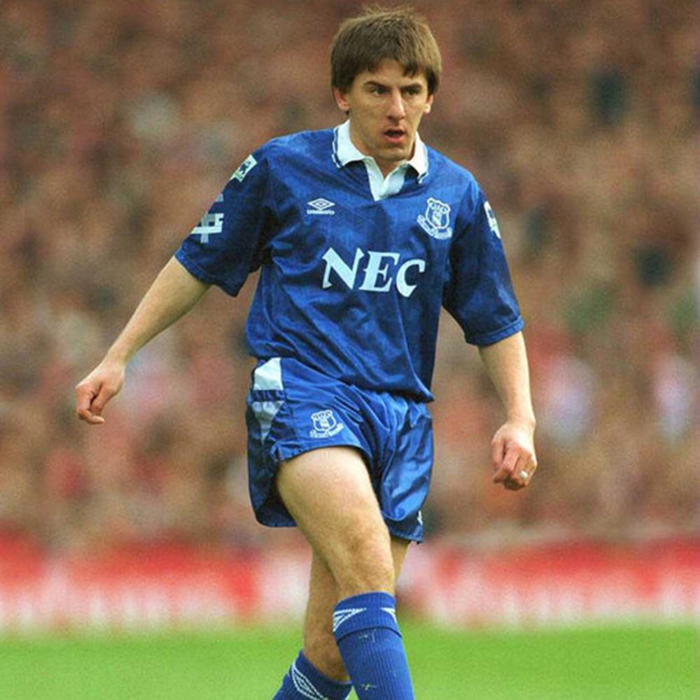 everton 1992-93 kit