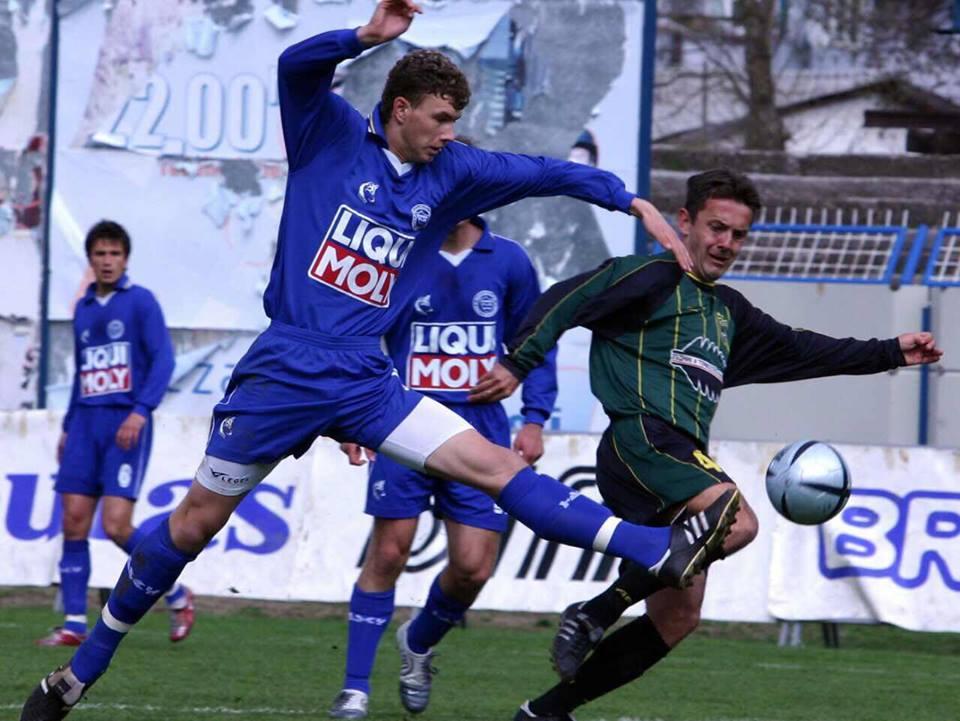 edin dzeko FK Zeljeznicar
