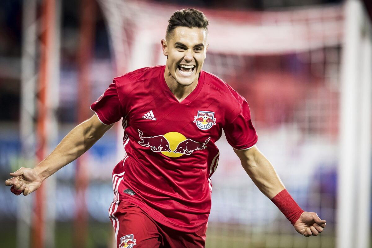 new york red bulls mls is back