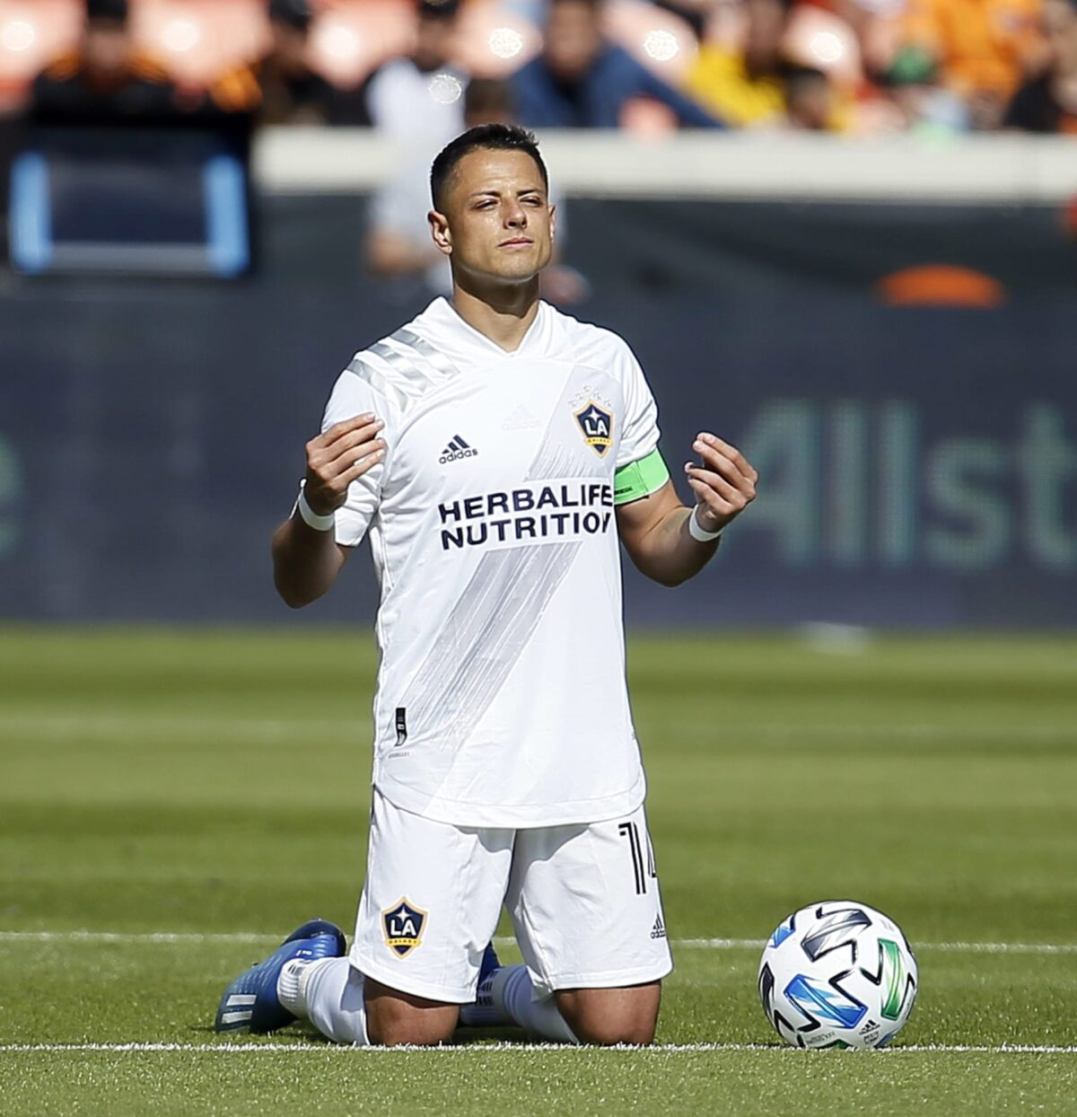 chicharito la galaxy