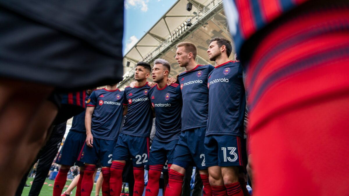 chicago fire mls is back