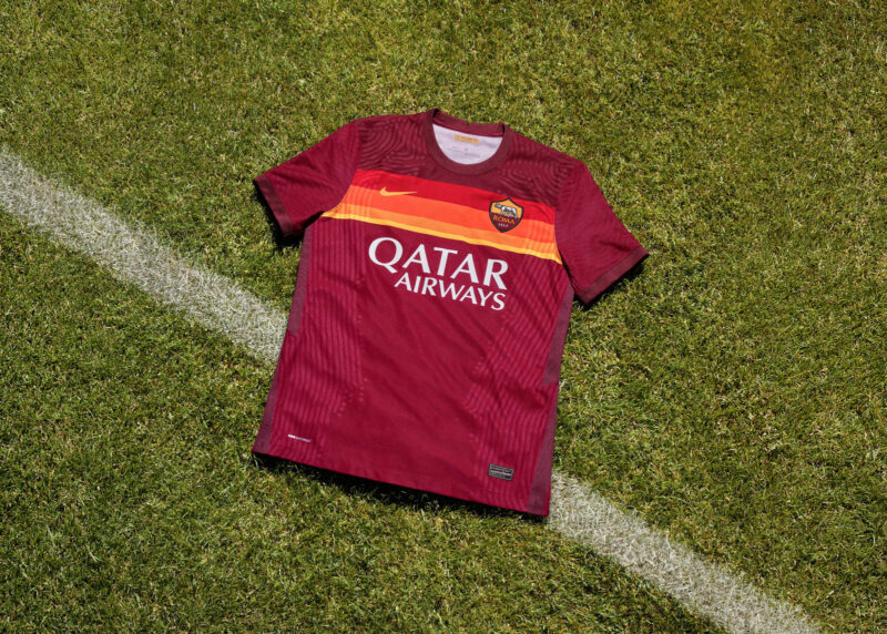 as roma 2020-21 home