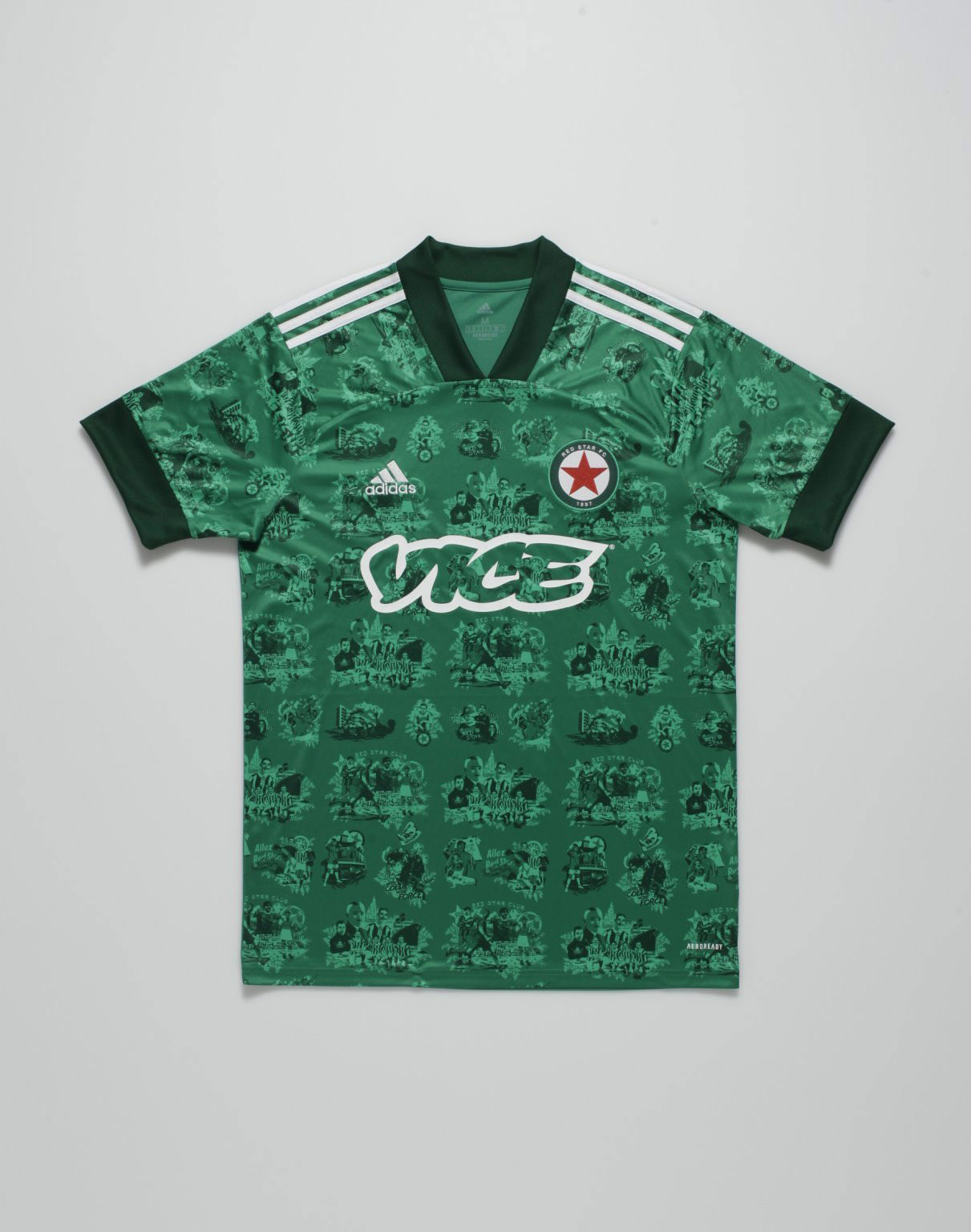 red star fc 2020-21 kit