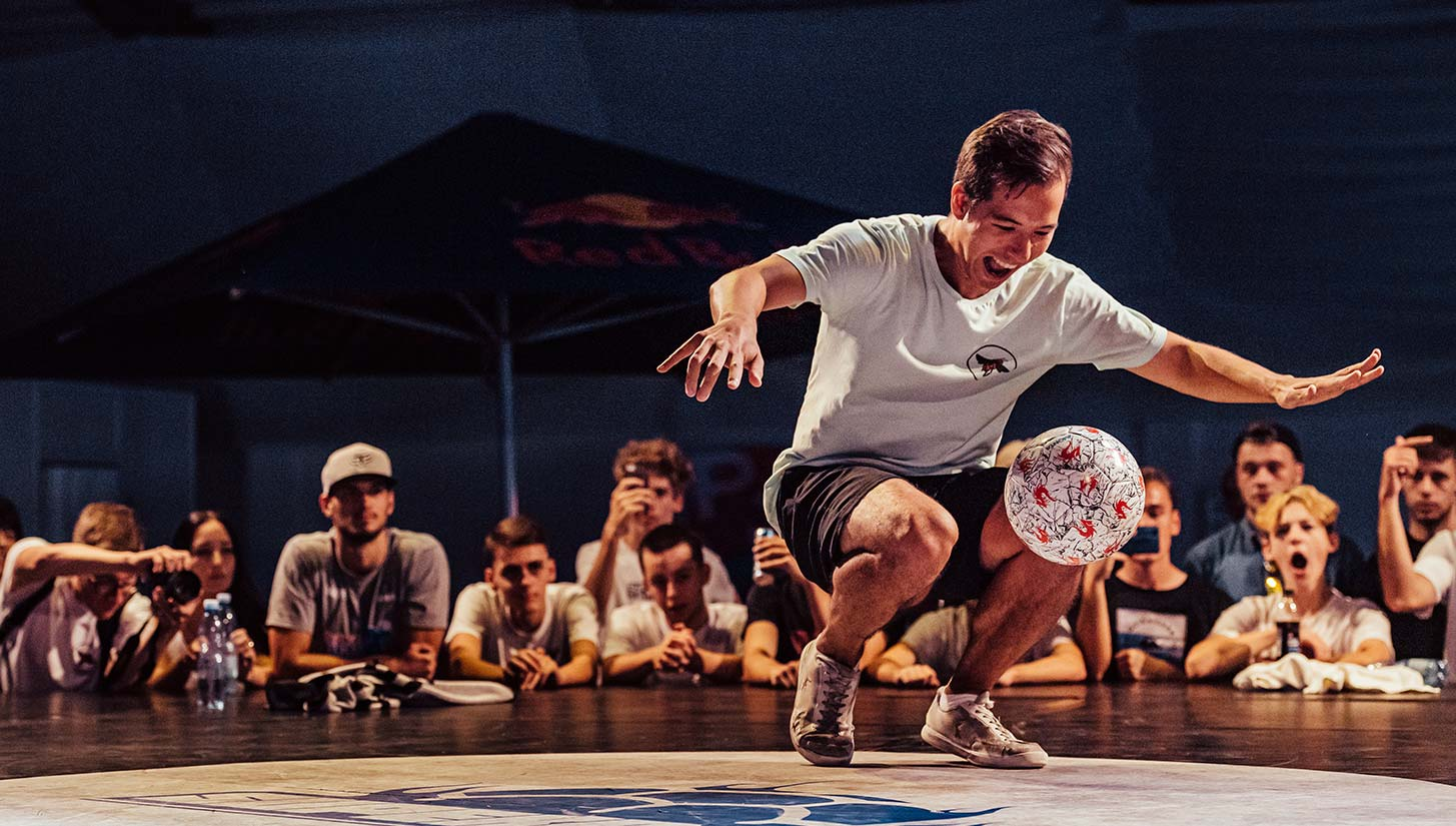 pwg freestyle football
