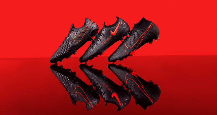 nike chile black best new boots