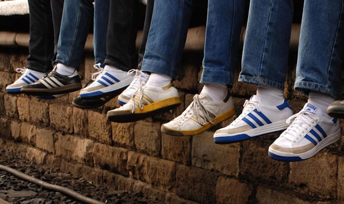 adidas samba history