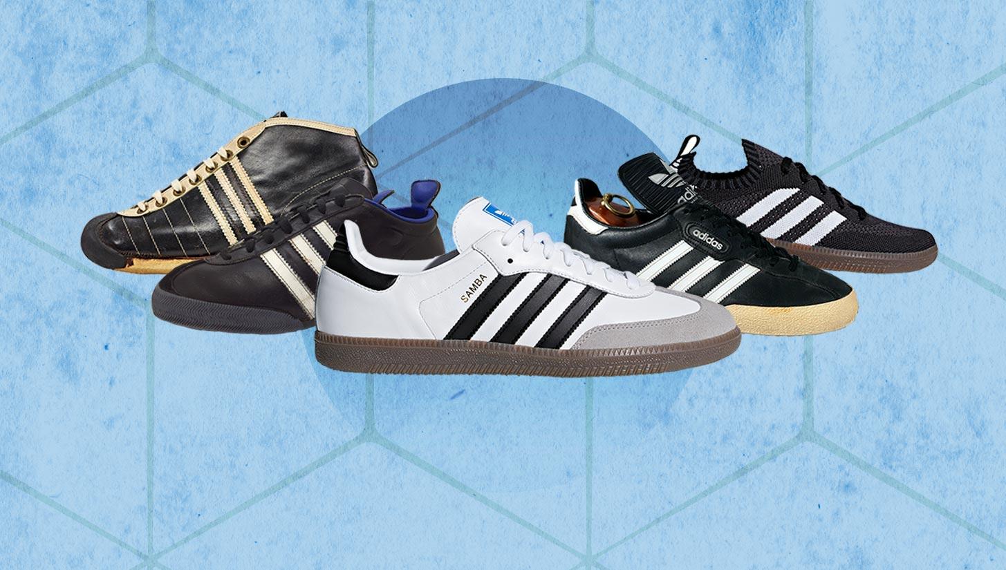 History of the adidas Samba