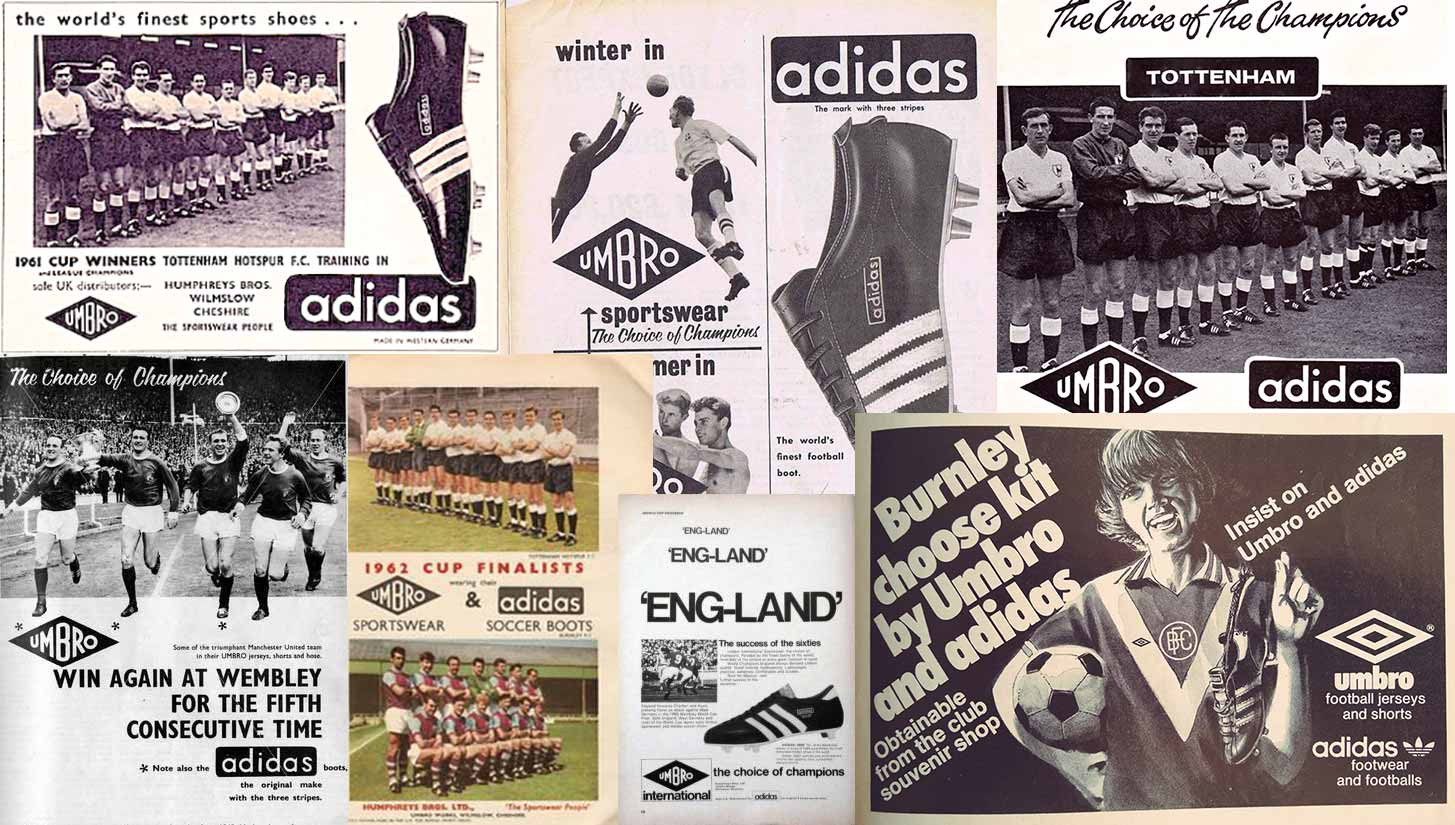 A Tale Of Two Brands The Intertwined Histories Of Adidas And Umbro Urban Pitch