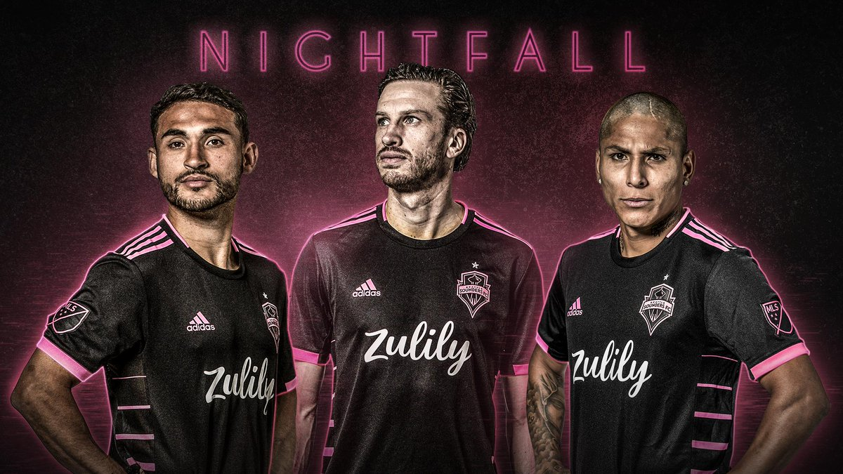 seattle sounders nightfall kit