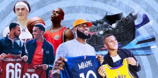 lebron mbappe chosen two