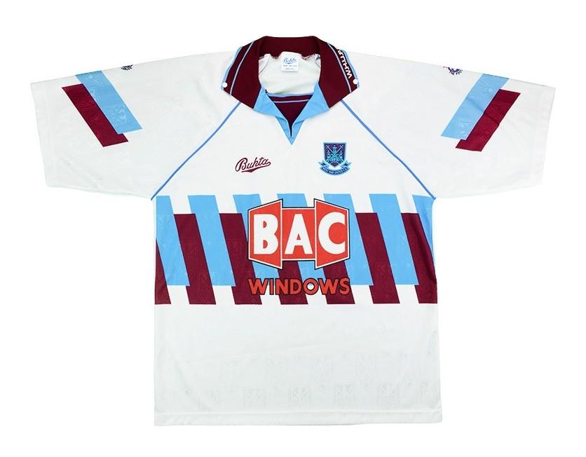 west ham 1991-92