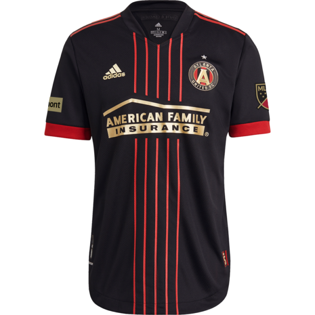 atlanta united kit 2021
