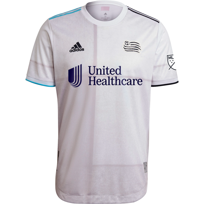 new england revolution kit 2021