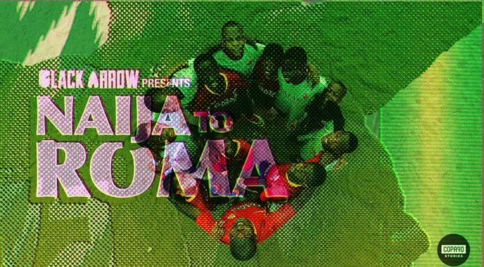 black arrow naija to roma