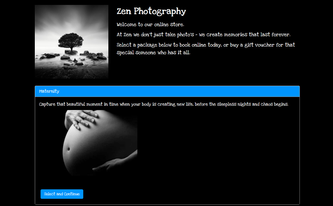 photography reservation software