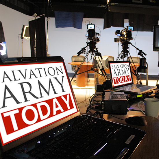 The Salvation Army Today Video for 23 January 2015