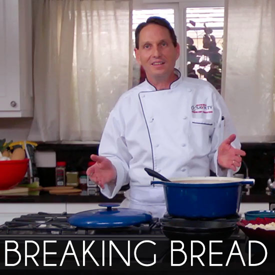 Breaking Bread on SAVNtv