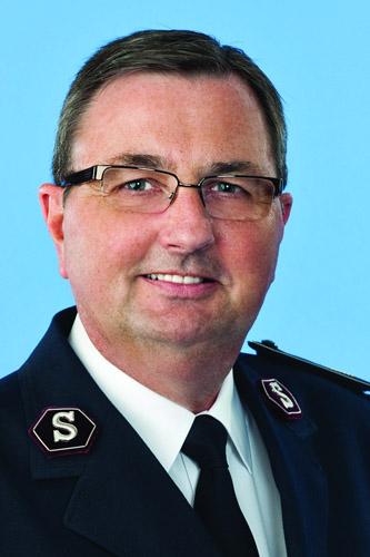 Commissioner James Knaggs