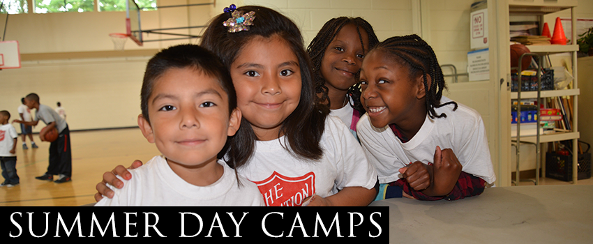2014 Summer Day Camp Programs Open