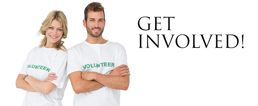 Be A Volunteer