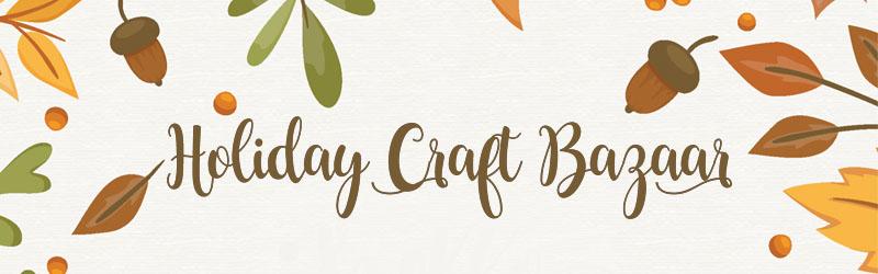 Holiday Craft Bazaar Image