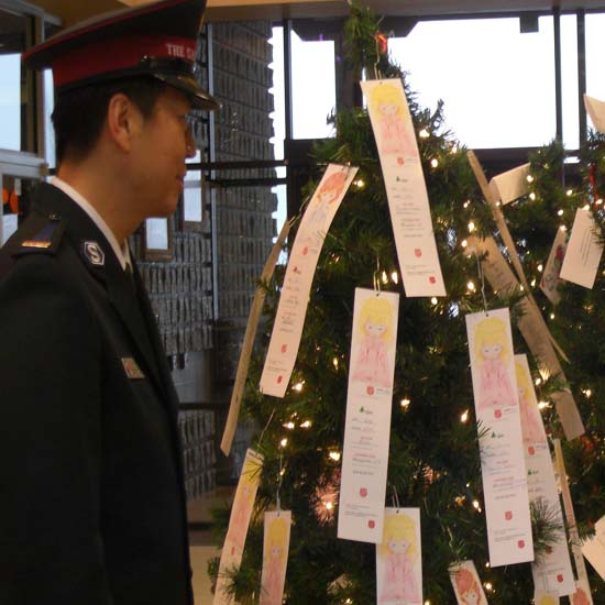 Angel Tree Tags