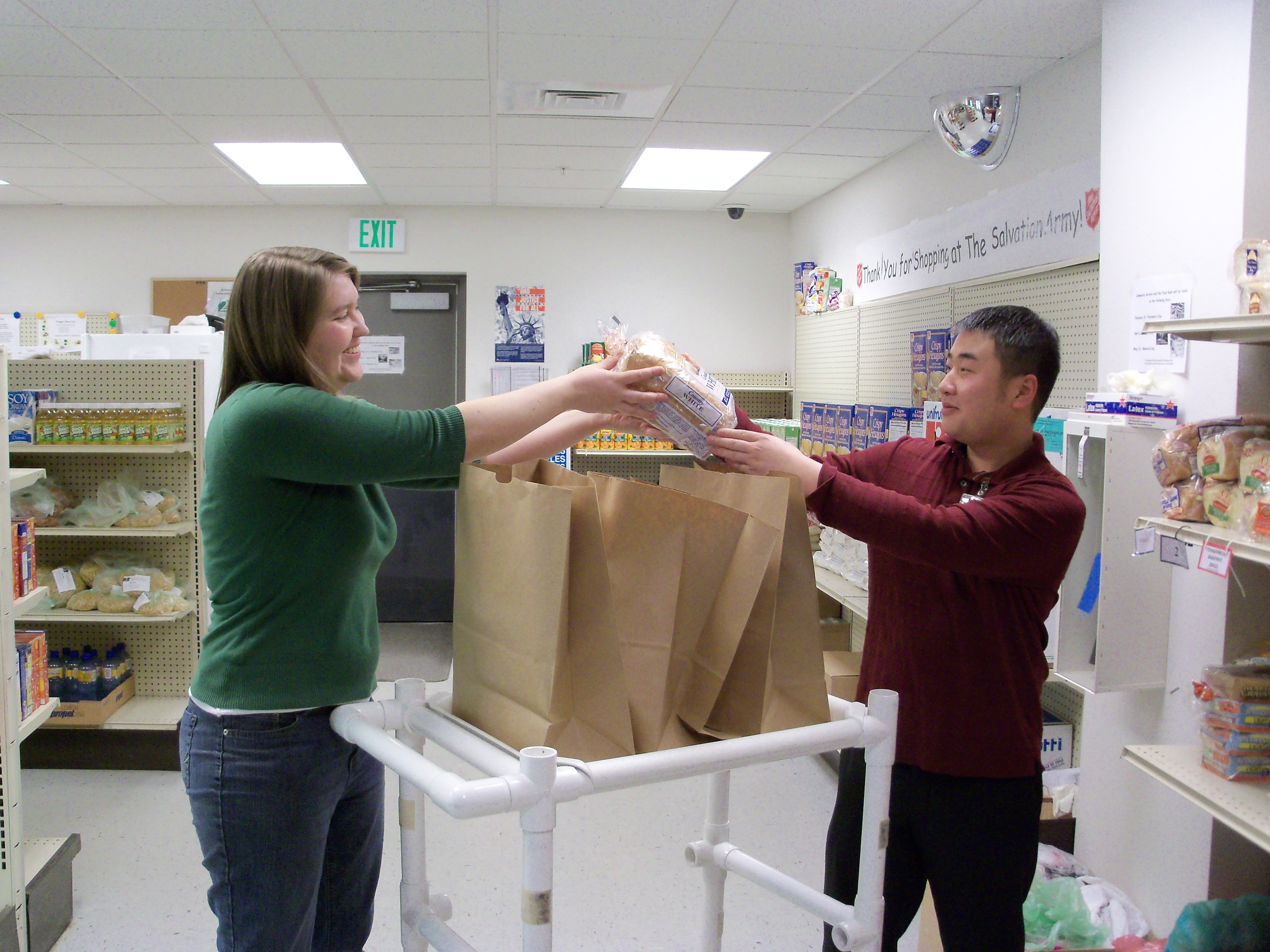 Mountain Resource Center Food Bank Hours