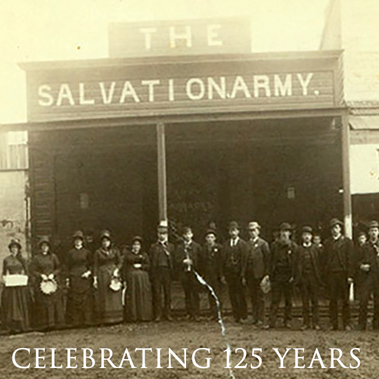 The Salvation Army in Vancouver, WA Celebrates 125 Years