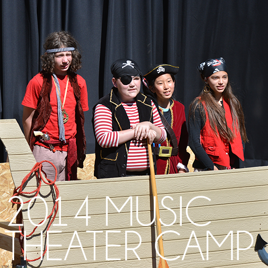 2014 Music Theater Camp