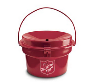 Start your Red Kettle.
