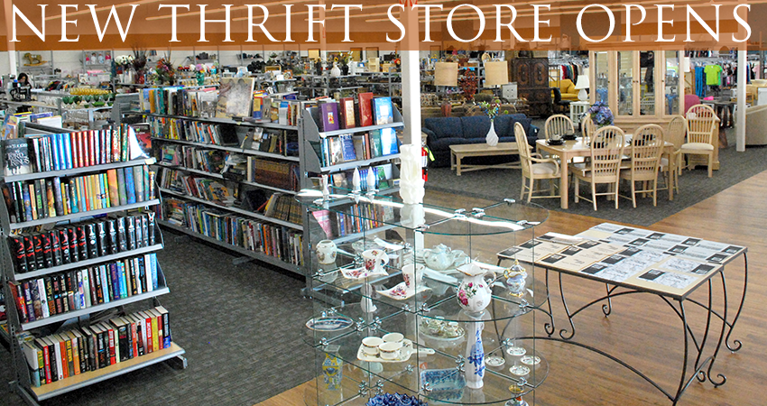 New Family Thrift Store In Vancouver, WA