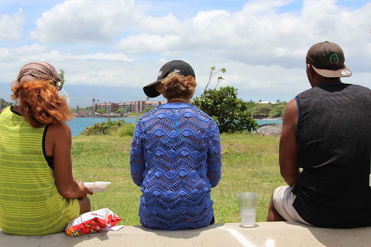 Homeless in Kahului