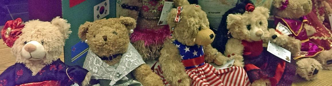 Teddy Bear Tea Fund-raiser 2014