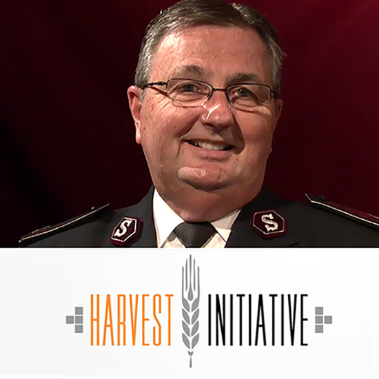 Commissioner James Knaggs Harvest Initiative