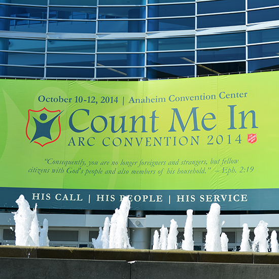 Count Me In Convention In Anaheim - Update