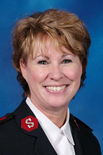 Major Betsy Kyle
