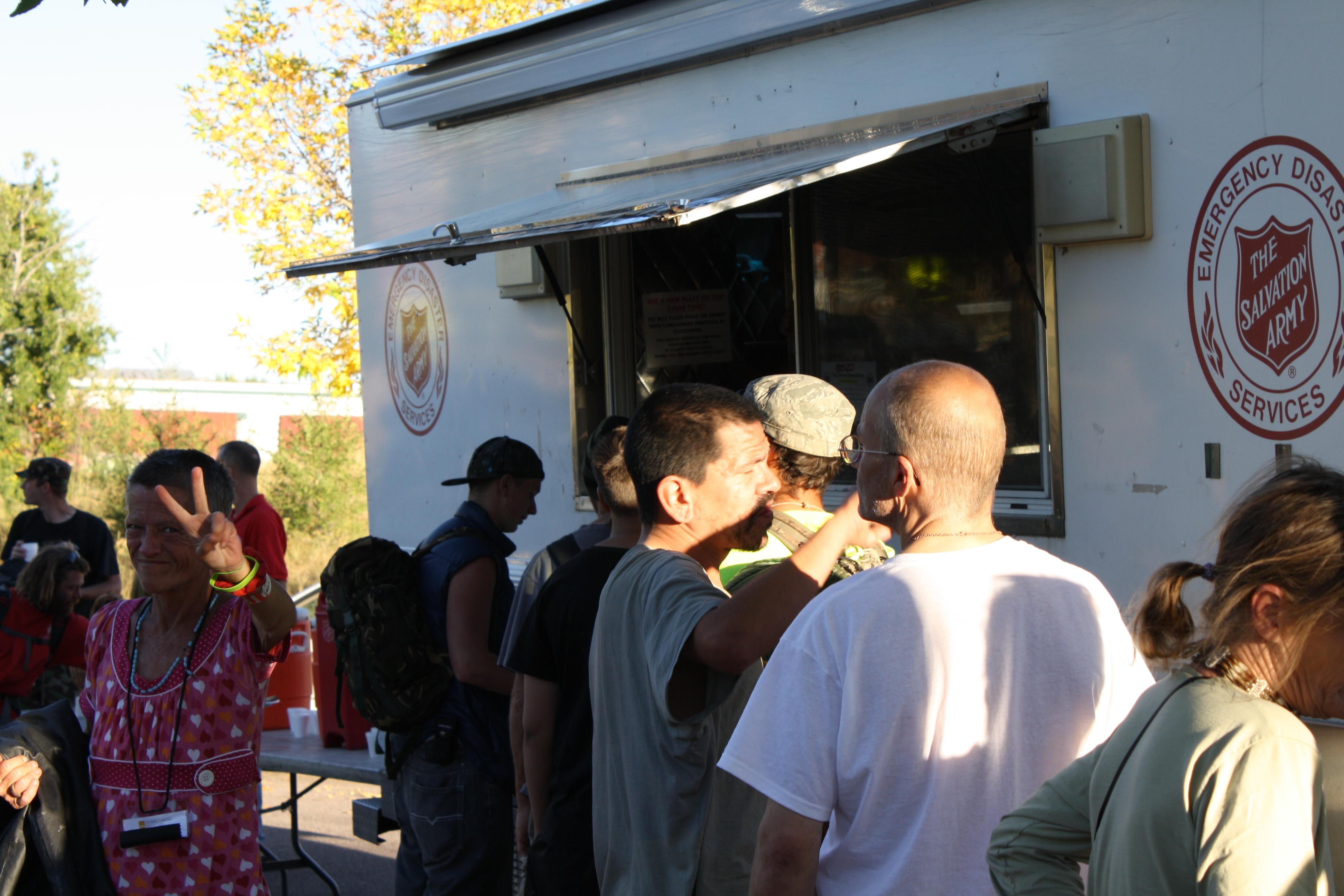 Soup Run Food Truck Feeding Services