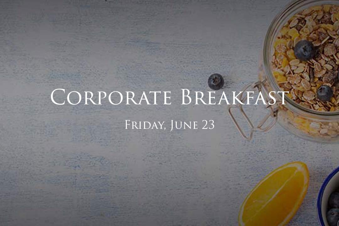 corporatebreakfast